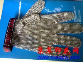 裁床钢丝手套