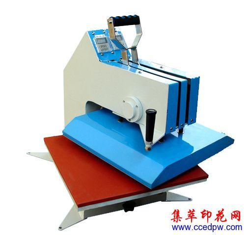 CE认证摇头烫画机,手动印花机,转印机