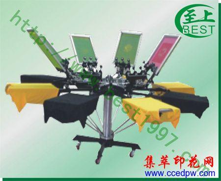 印花機,絲印機,膠漿印花機,特印絲印機