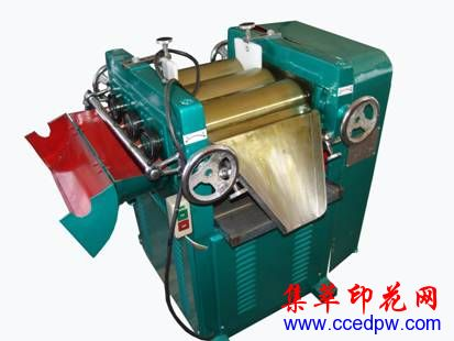 生產120型三輥研磨機