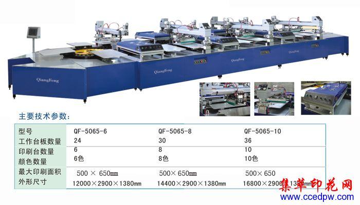 專業生產服裝印花機,服裝膠漿印花機