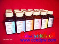 原装进口弱溶剂油性墨水高品质真彩6色