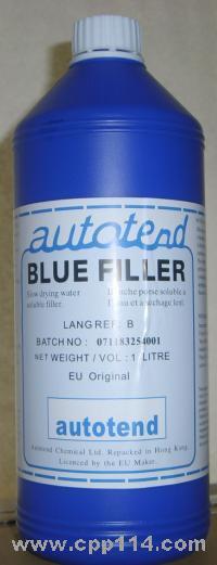 英國柯圖泰BLUE FILLER藍色封網膠