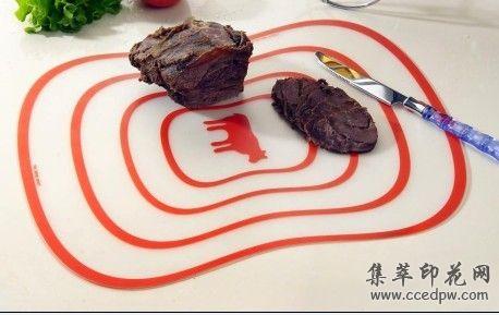 餐垫UV防滑光油