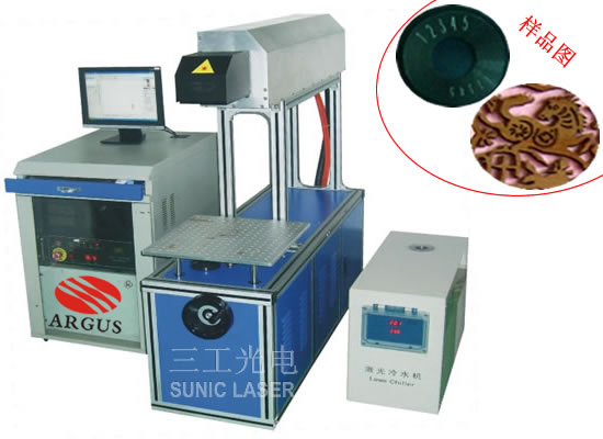 供应服装皮革打码印花机