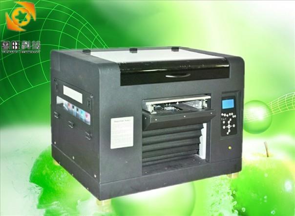 PU皮革印花机 皮包皮材喷墨印花机