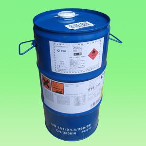 BYK-341 增進對底材的潤濕性,在溶劑型和水性涂料中用作防縮孔助劑