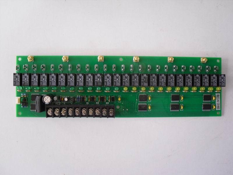 《椭圆自动印花》烘干机专用输出板(双组灯管)