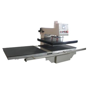 厂家直销 汽动双工位转印机、烫画机 FZLCB3(38*38)