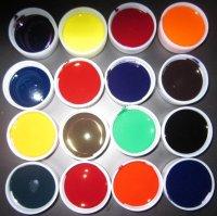 环保高浓度色浆