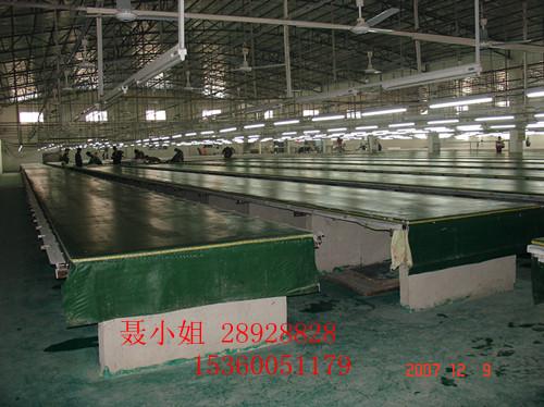 服装厂印花台皮 PVC印花台皮 绿色台皮