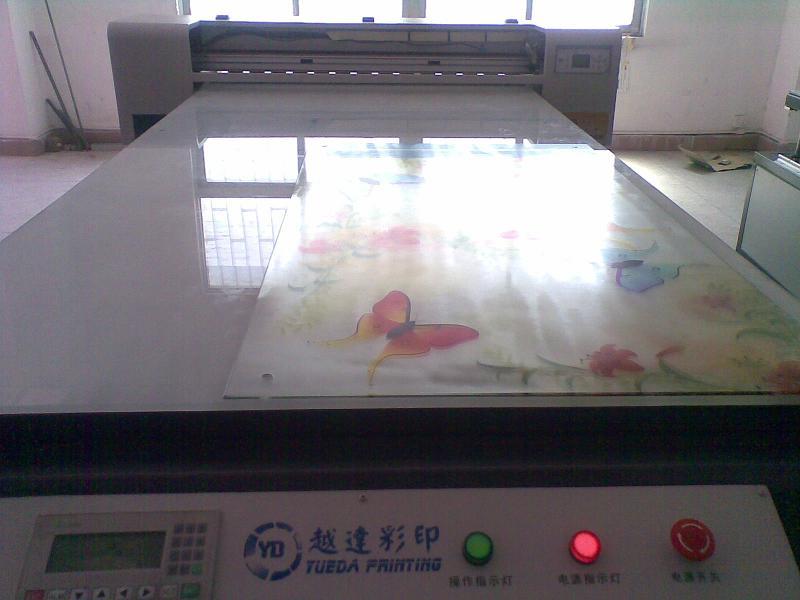 河北玻璃印花机,艺术玻璃印花机厂家