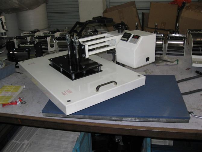 臺州搖頭燙畫機溫州烤盤機麗水轉印機金華熱轉印燙畫機