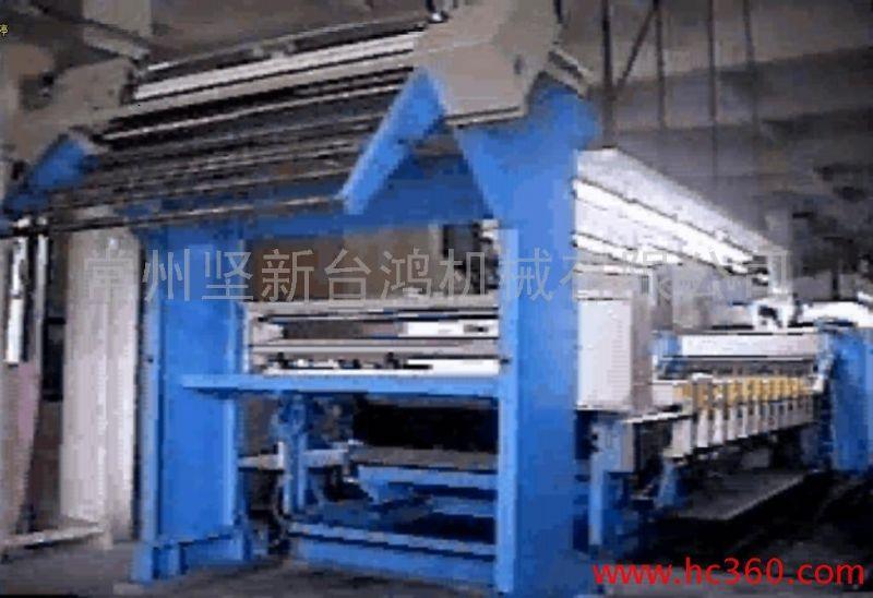 台湾坚新CH600RS圆网印花机