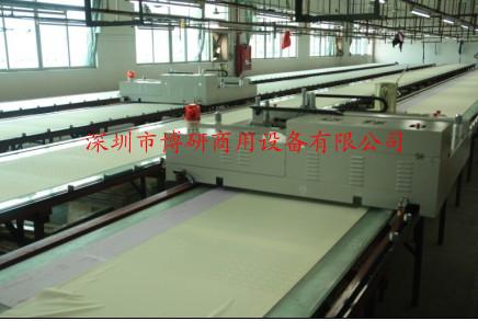 供应博研K3台板丝印机台板印花机全自动印花机一年保