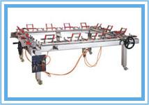 機械式拉網機系列