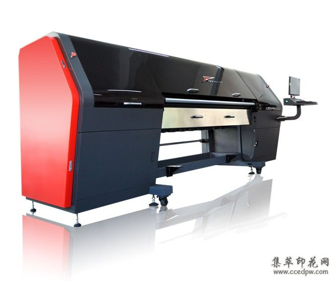 D1808导带式数码喷墨印花机