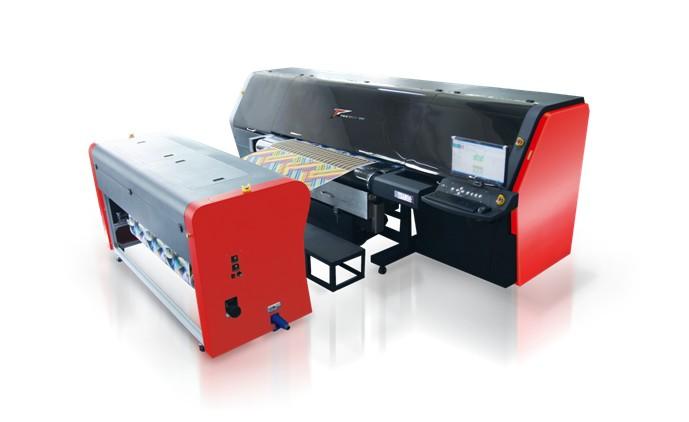 TS1816工业级高速导带数码印花机