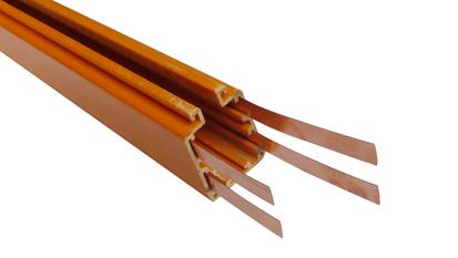 印花配件导电槽