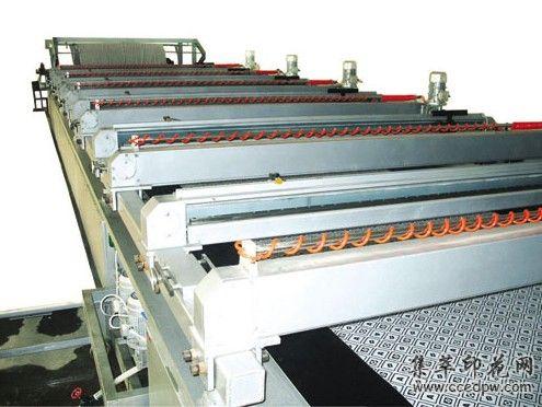 供应匹布印花机平网印花机秋衣印花机