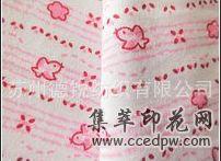 供应印花棉毛布,棉毛布,印花布,印花,全棉棉毛布,针织棉毛布
