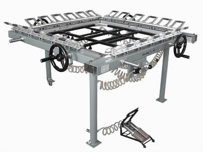 制版设备-拉网机-绷网机最新行情,价格,销售