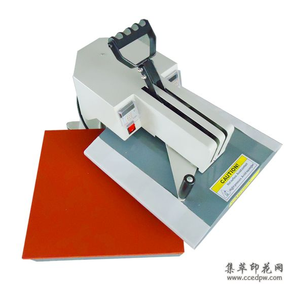 38*38韓式搖頭燙畫機熱轉印機設備