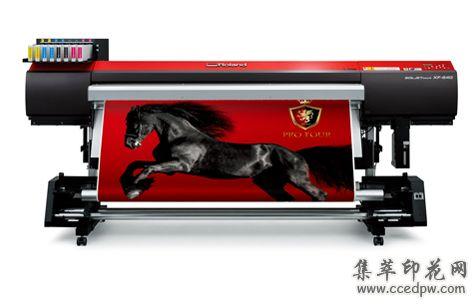罗兰XF-640皮革、墙纸、热升华转印数码爱唯侦察1024机,广告户内外写真机