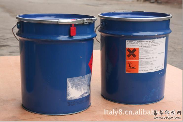 拒绝日货供应意大利原装进口CG牌水转印材料水转印光油