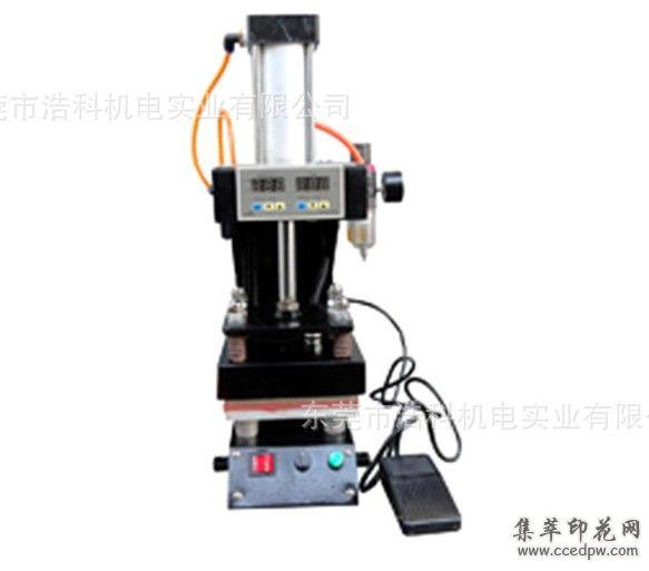 廠家直銷氣動標簽燙畫機,熱轉印燙畫機,燙鉆機,印花機,壓燙機