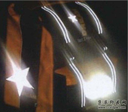 服装爱唯侦察1024布料爱唯侦察1024专用优质反光粉
