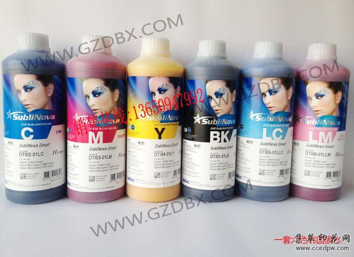 最新包裝韓國INKTEC熱轉印墨水