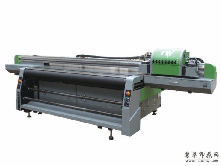 国内顶尖技术-泰威UV平板打印机