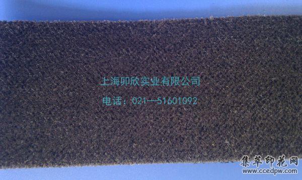 黑绒包辊布黑绒糙面带厂家