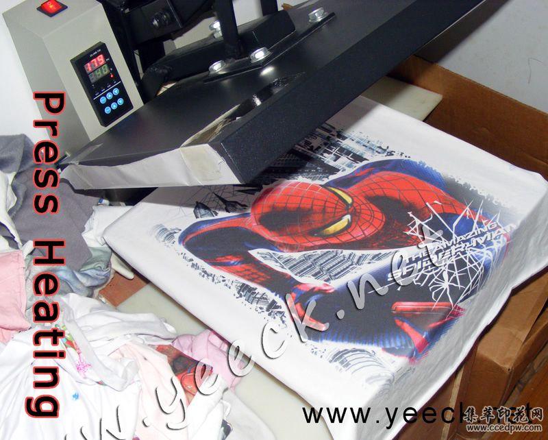 供应平面热转印机烫画机