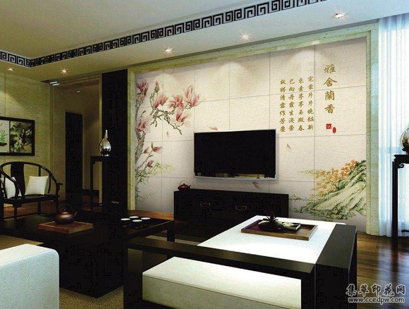 新添润爱普生系列全自动多色印花机,瓷砖背景墙印花机