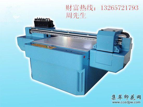 新添潤電腦操作印花機,愛普生瓷磚印花機