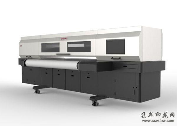 纺织数码印花机,彩神T200布料数码印花机,胚料印花机