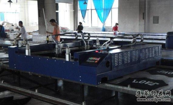 供应SM系列通用型全自动台板印花机陶瓷玻璃丝印机服装皮革印花机