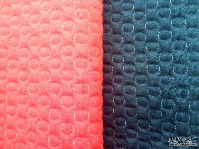 各种特种布染色