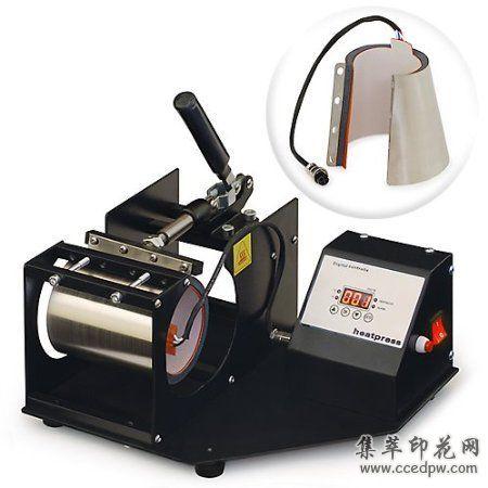 福建福州批发热转印烤杯机多功能卧式MP160个性热转印杯子机器