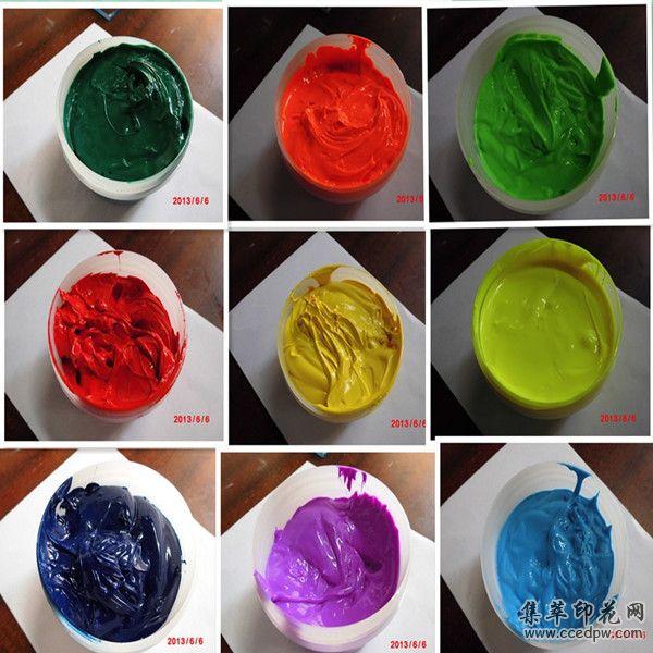多色硅膠色種專色硅膠色膏