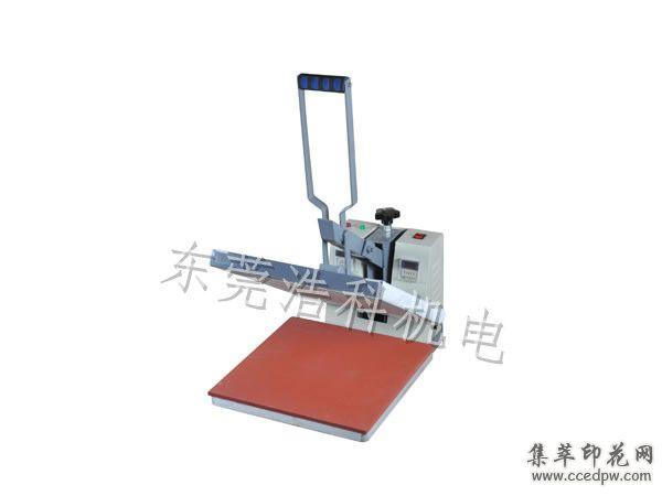 手压烫画机烫钻机印花机t恤印花机热烫机高压机平板机