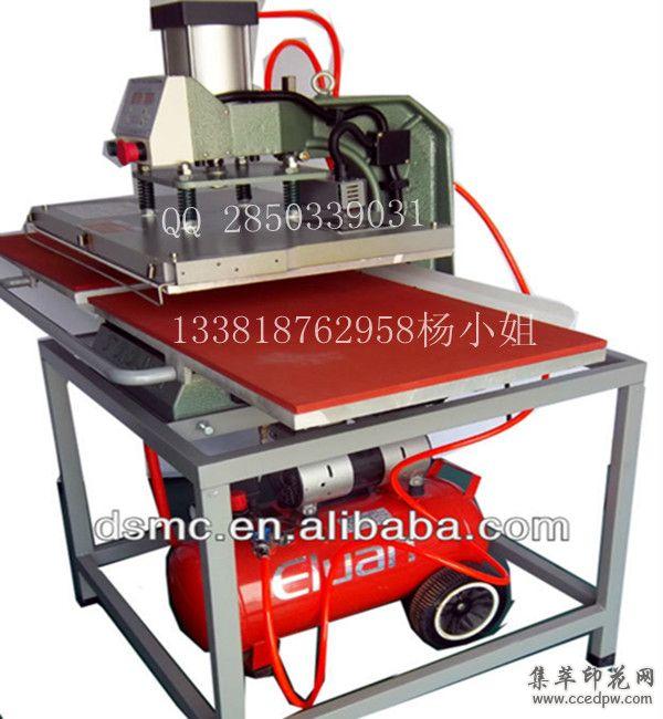广州数码印花机|气压双工位热升华机工厂直销