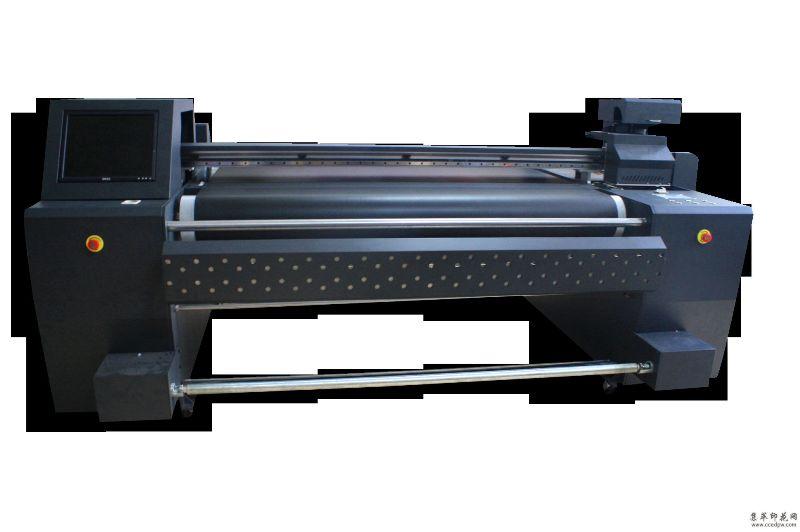 深圳可打印整卷皮革的数码打印机打印长度不限
