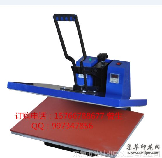 厂家直销平板手压烫画机压烫机烫钻机印花机热转印烫画机