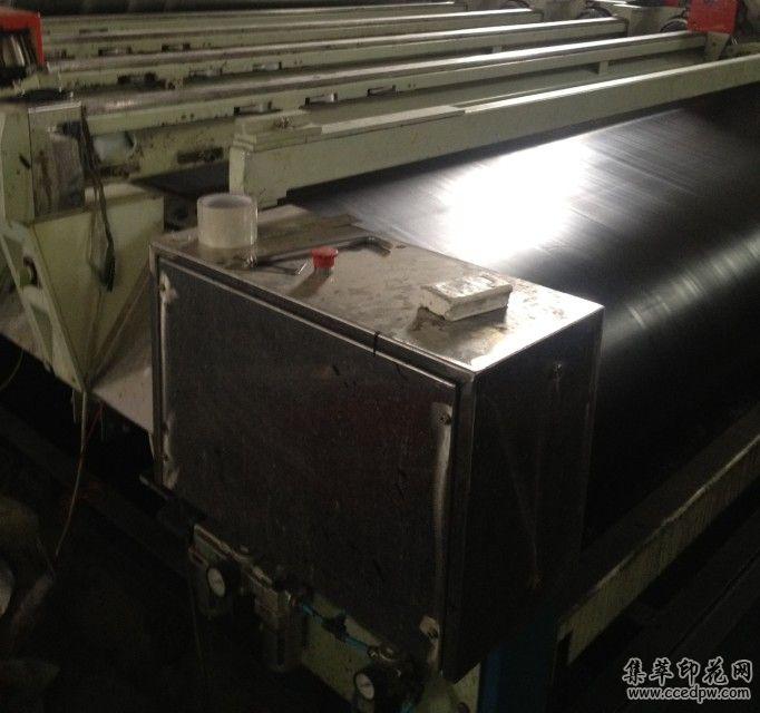出售圆网印花机