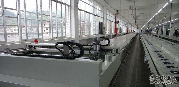 供应电脑印花机,全自动印刷过程,平网丝印机