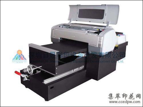 供应针织打印机万能平板彩印机