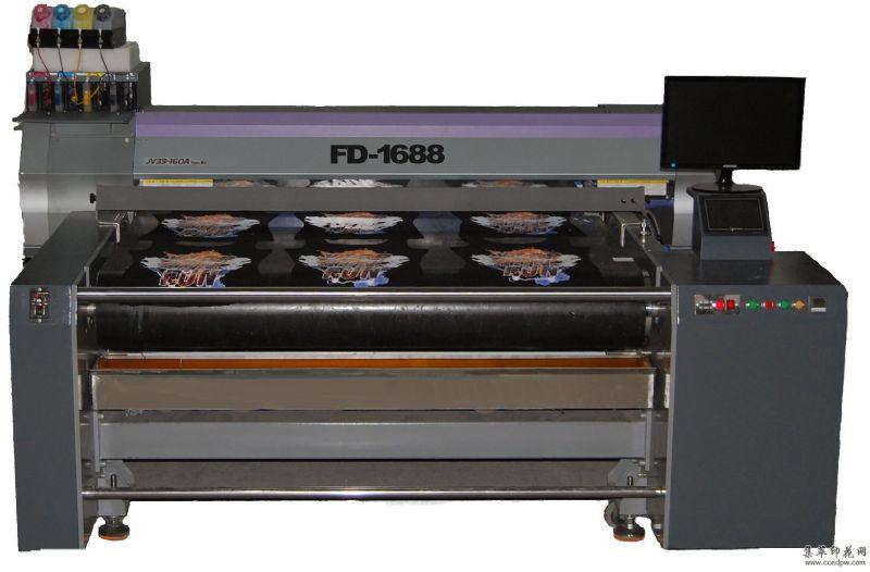 FD1688数码导带印花机